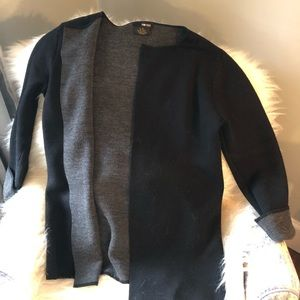 Sweater jacket
